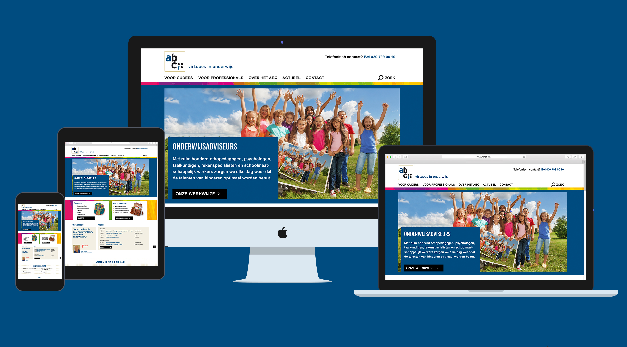 ABC-website