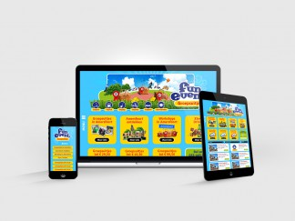 FunEvent-website
